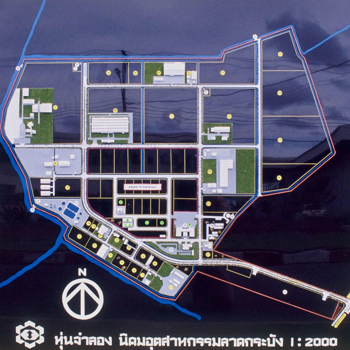 Industrial Estate: Ladkrabang Industrial Estate of IEAT