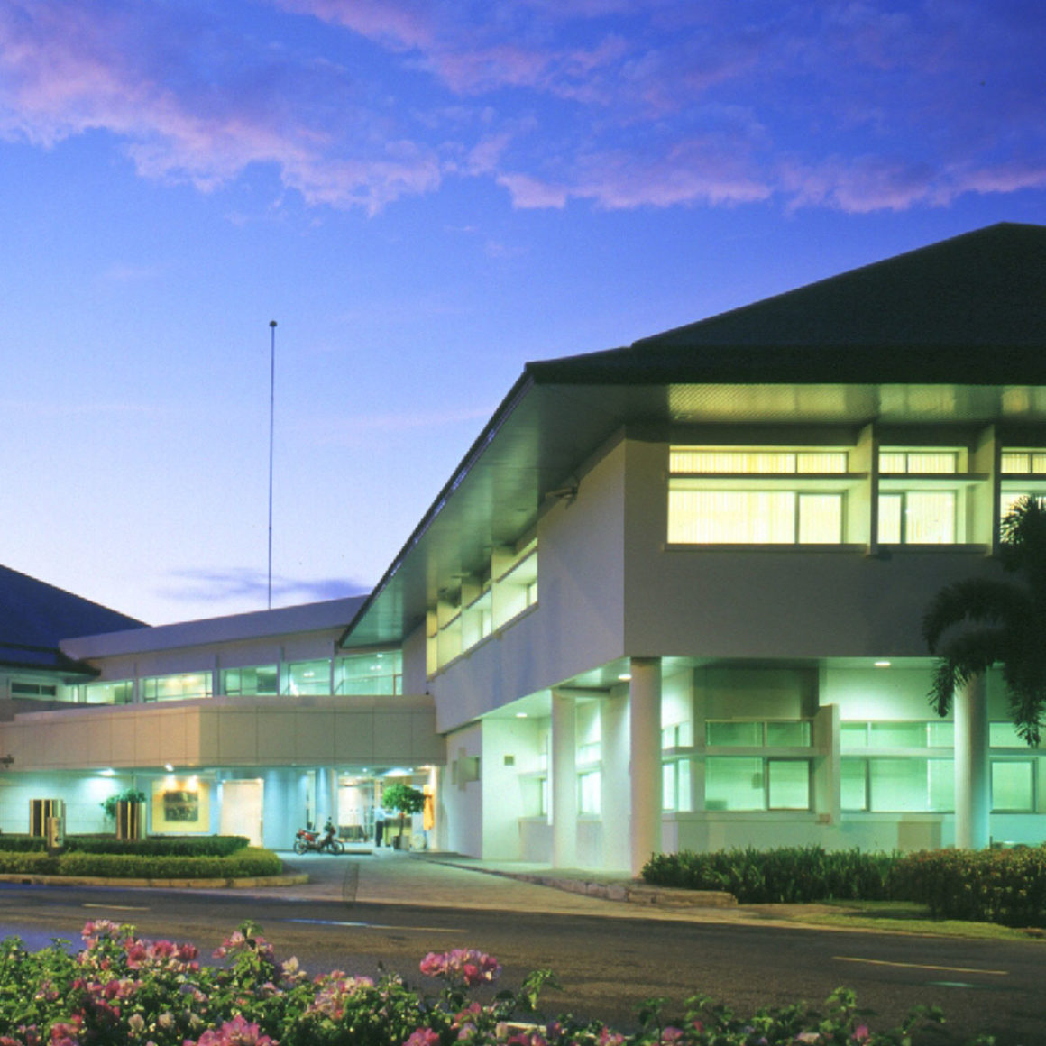 Office Building: Administration Office Building of Thai Oil